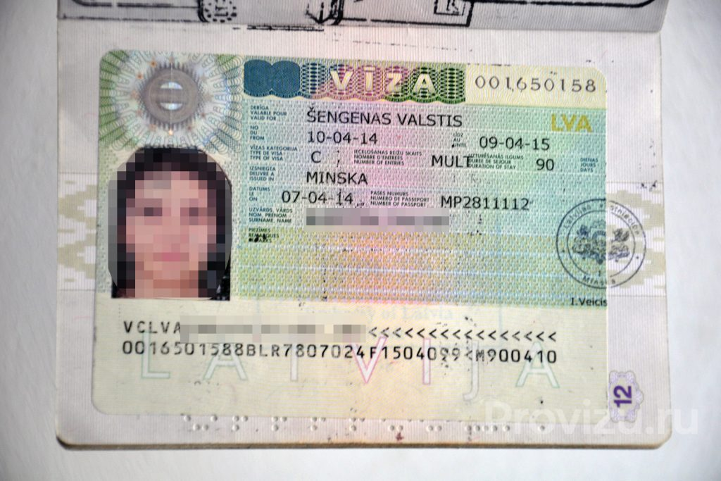 Нужна ли россиянам виза в Латвию