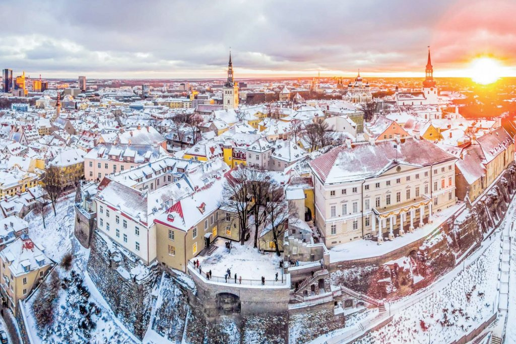 Документы для оформления визы категории д в эстонию