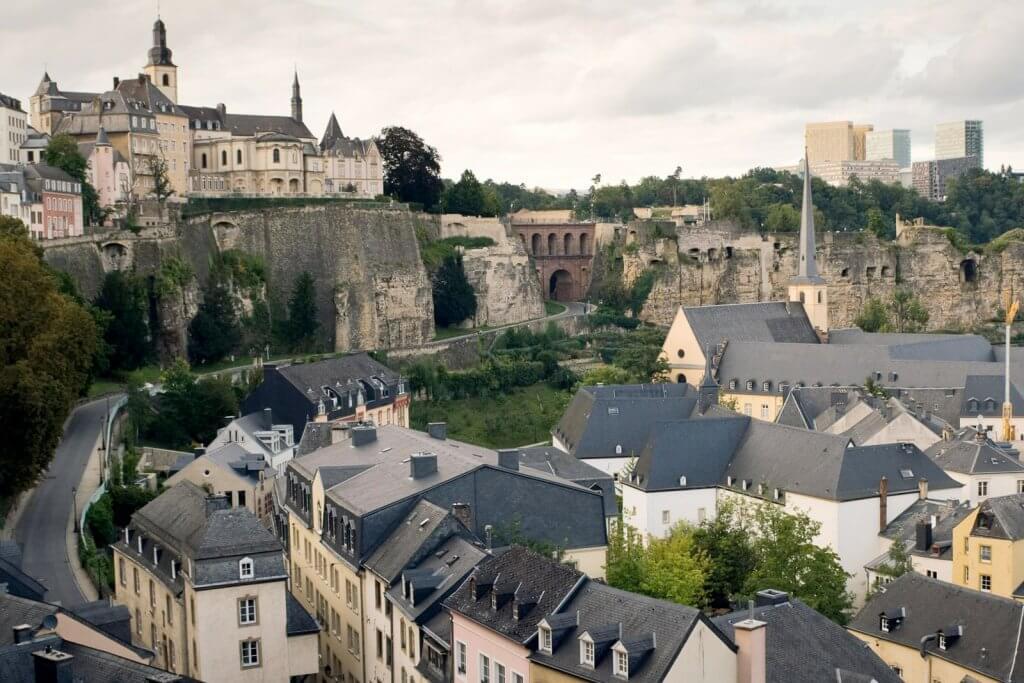 Как получить визу в Люксембург
