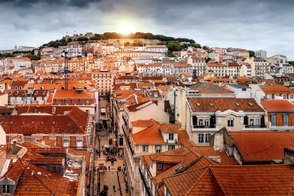 Шенгенская виза в Португалию