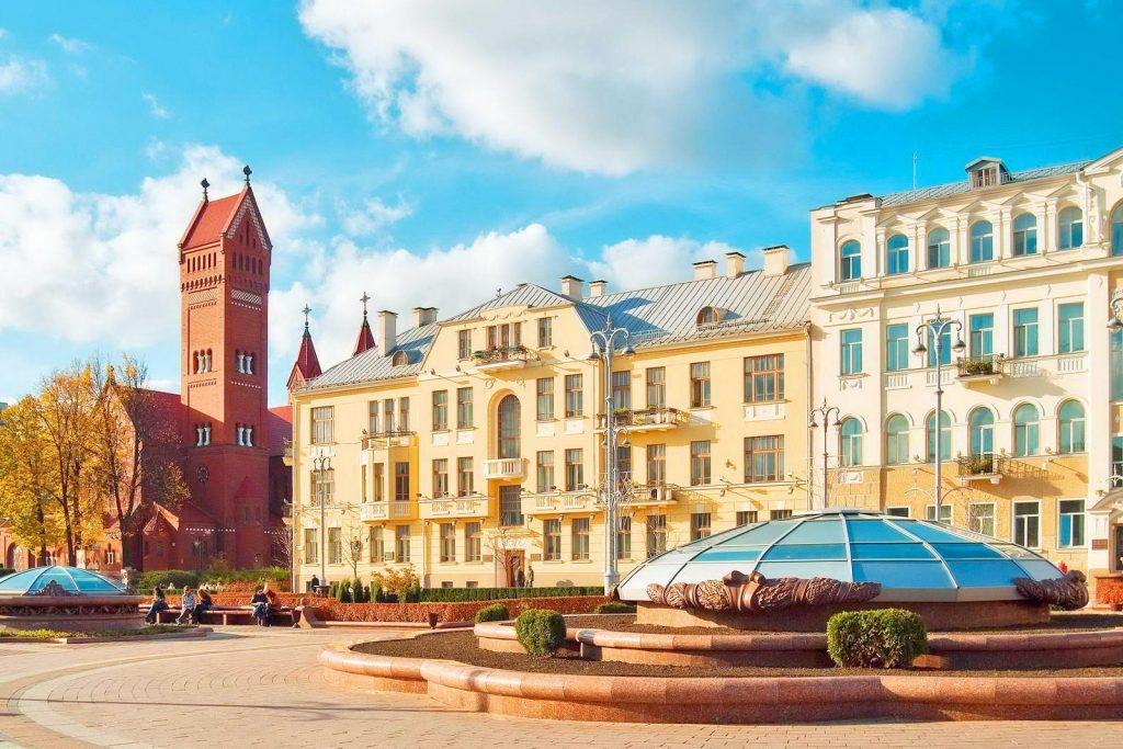 Нужна ли виза в Белоруссию
