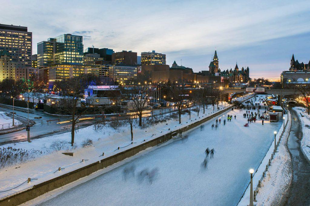 Нужна ли россиянам виза в Канаду
