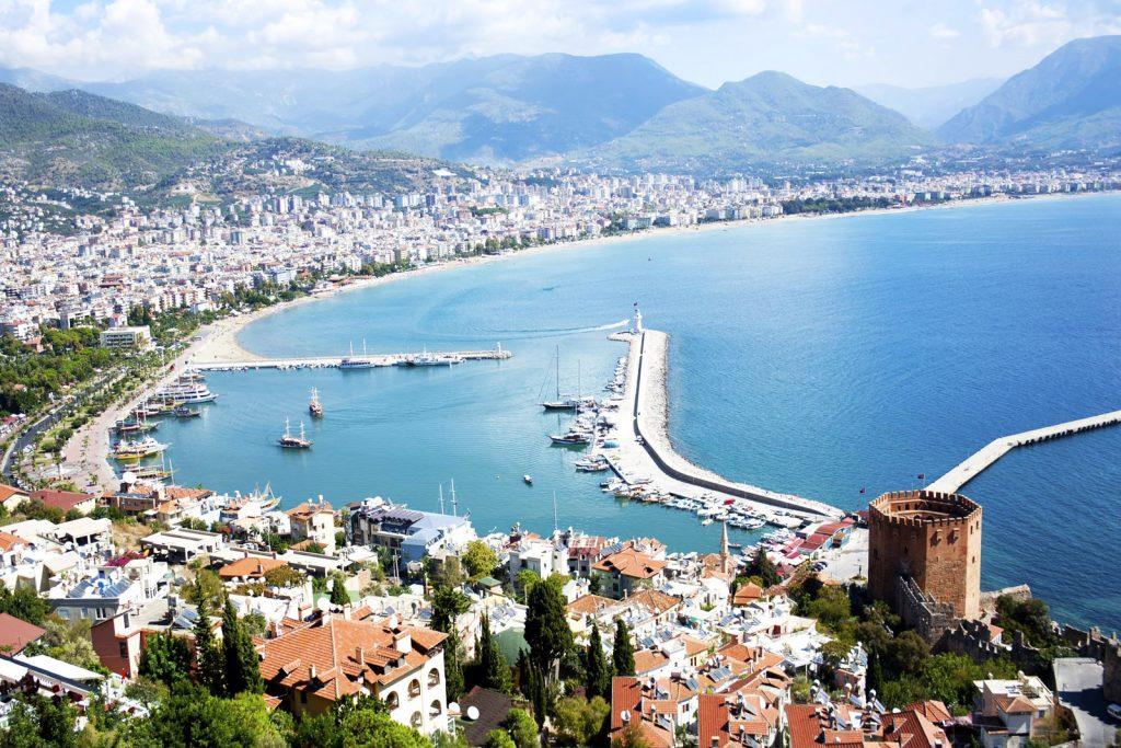 Безвизовый въезд в Турцию