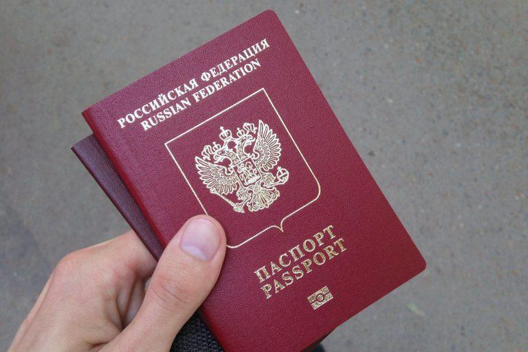 Как сделать загранпаспорт РФ самостоятельно в [y] году: документы, анкета, госпошлина