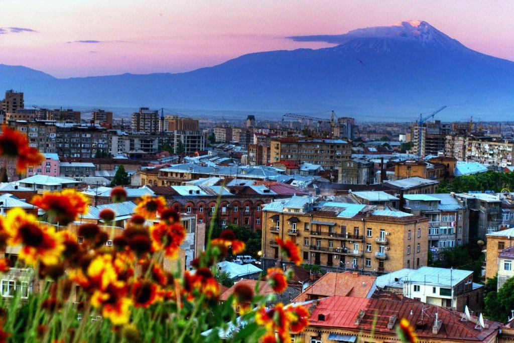 Ереван сколько можно находиться