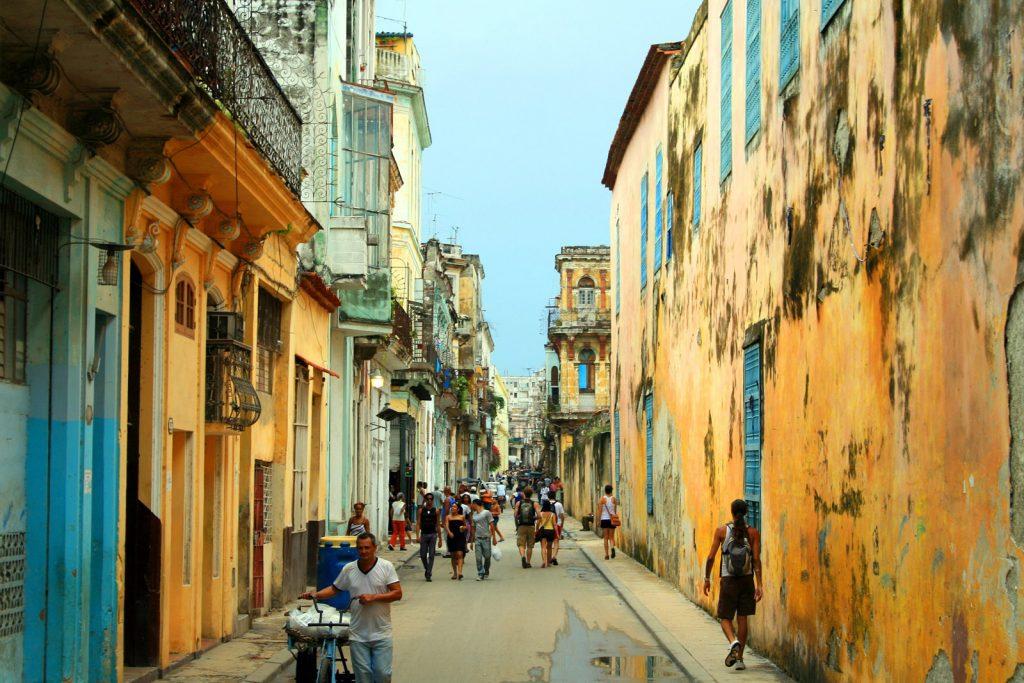 На Кубу можно поехать без визы