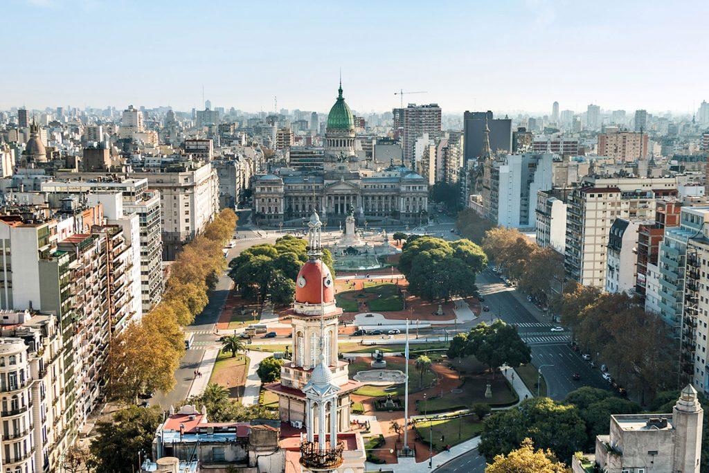 Аргентина: российским туристам для поездок до 90 дней за полугодие виза не нужна