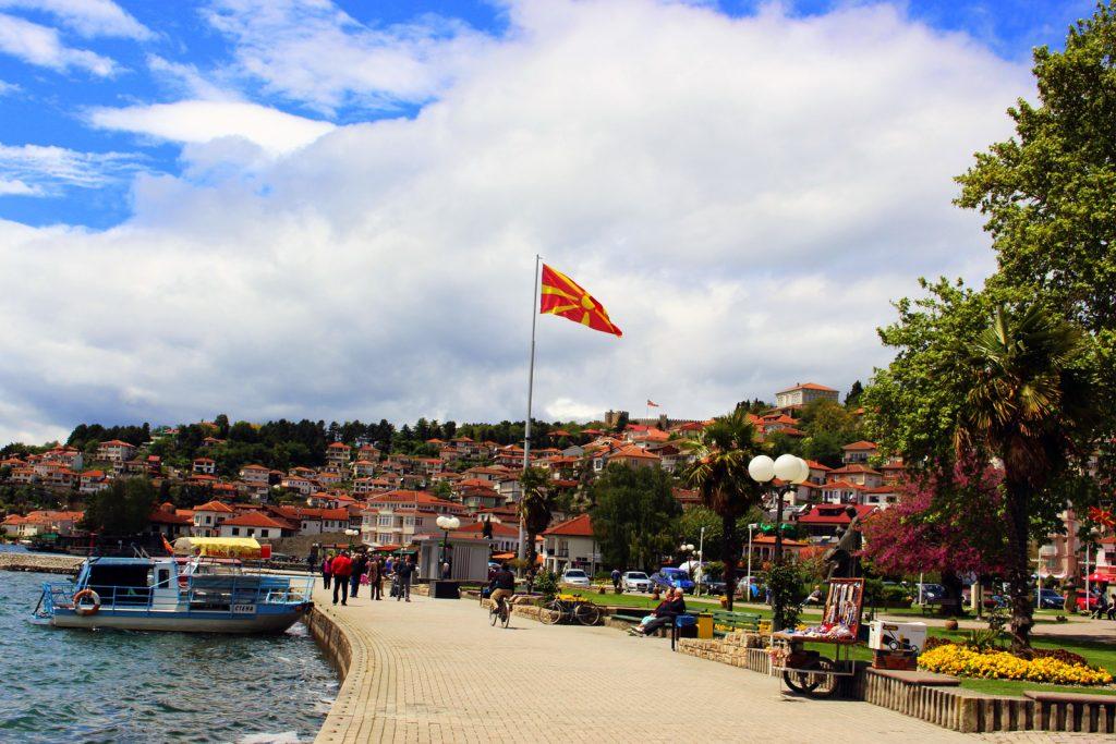 Македония: российским туристам для поездок до 90 дней в полугодие виза не нужна