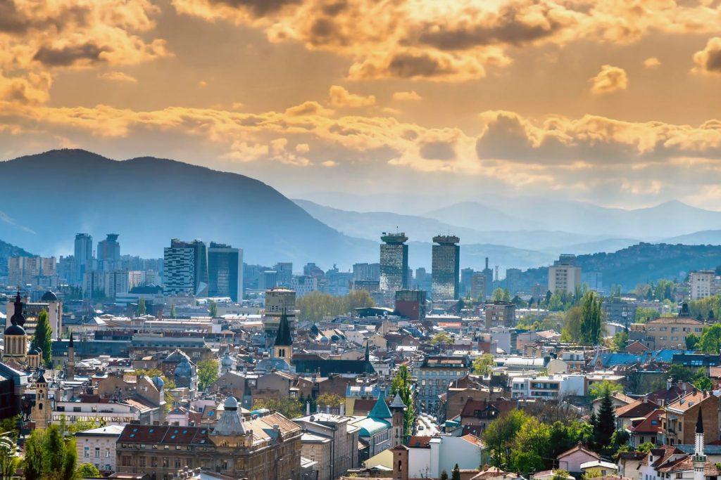 Босния и Герцеговина для россиян: для поездок до 30 дней визу можно не делать