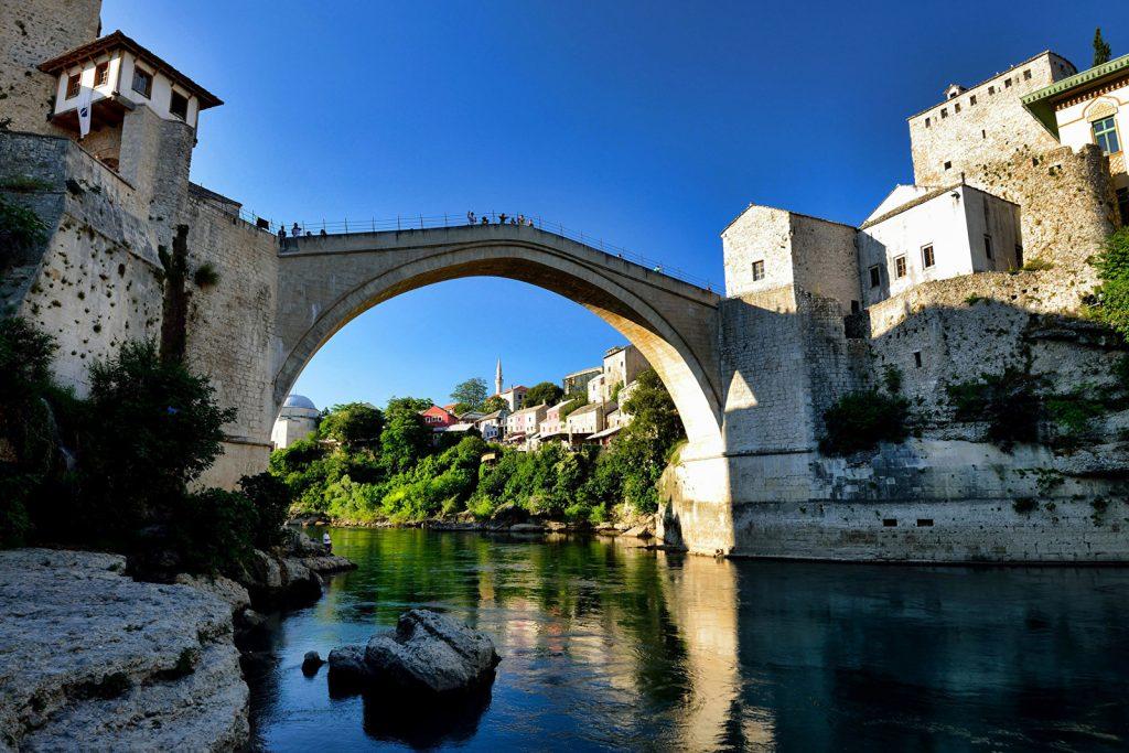 Нужен ли загранпаспорт в Боснию?