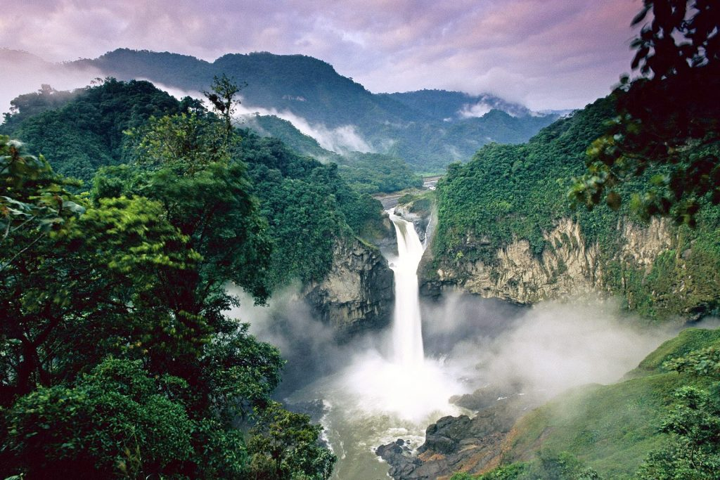 Нужен ли загранпаспорт для поездки в Эквадор?