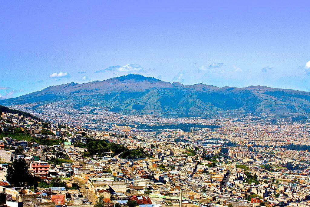 Поездка в Эквадор
