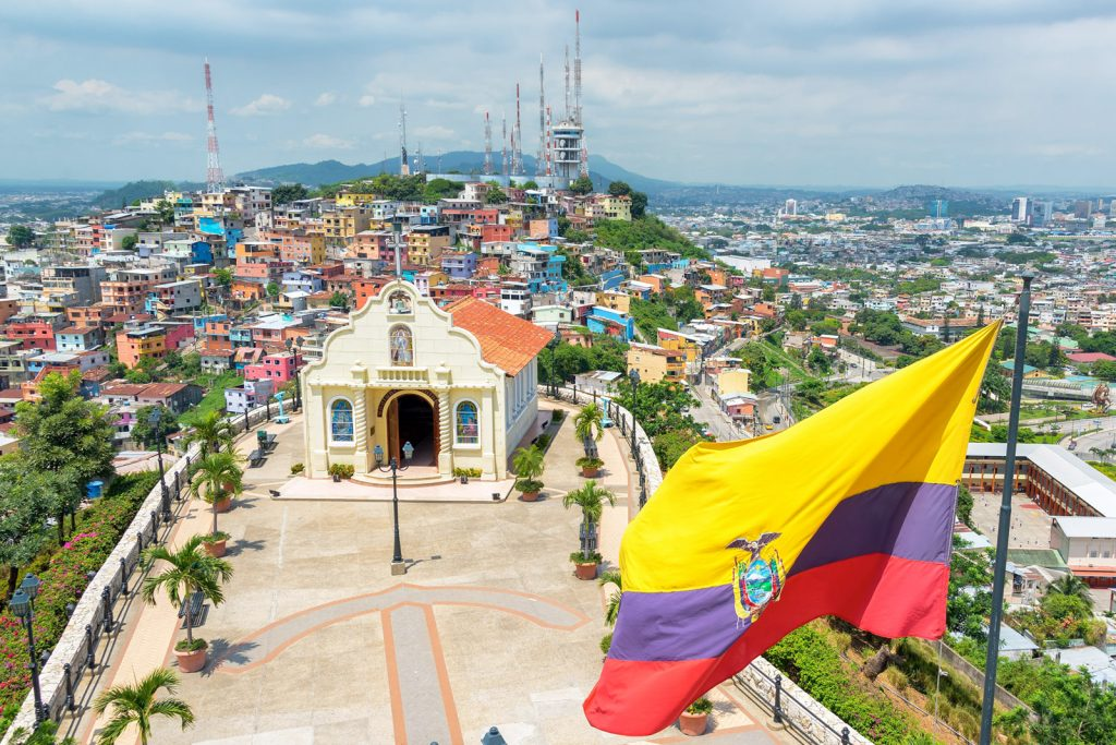 Нужна ли россиянам виза в Эквадор?
