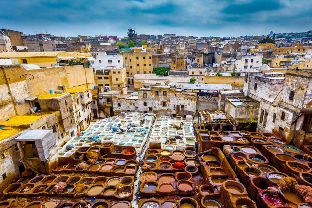 Нужен ли загранпаспорт для поездки в Марокко?