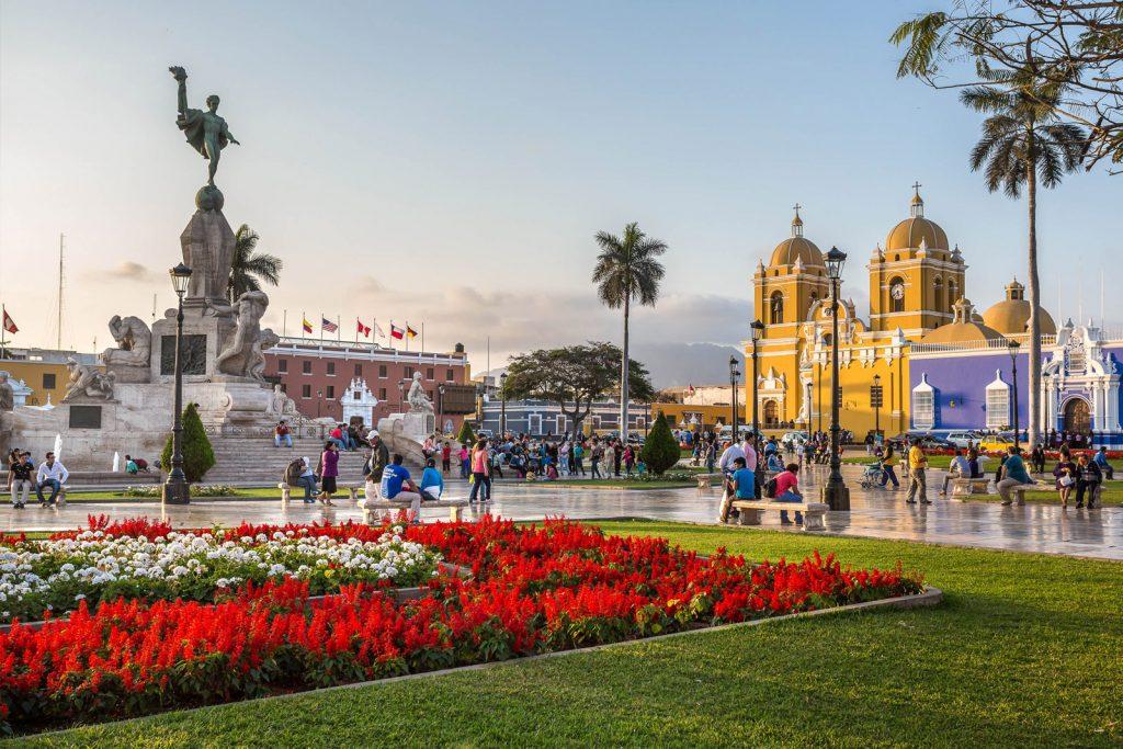 Нужна ли виза в Перу?
