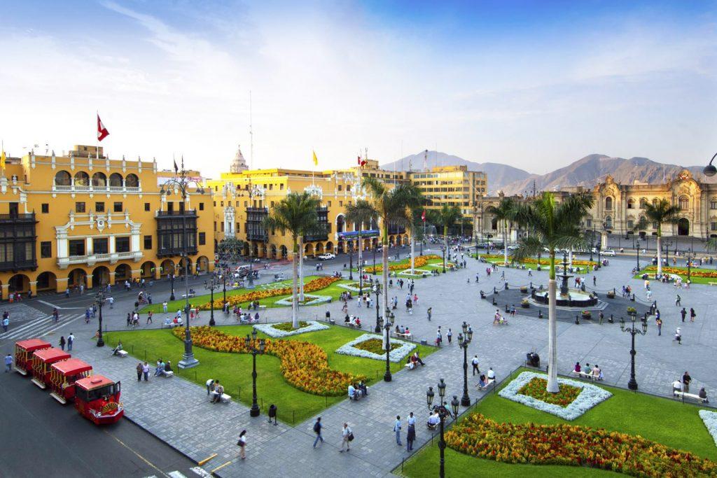 Нужен ли загранпаспорт в Перу?