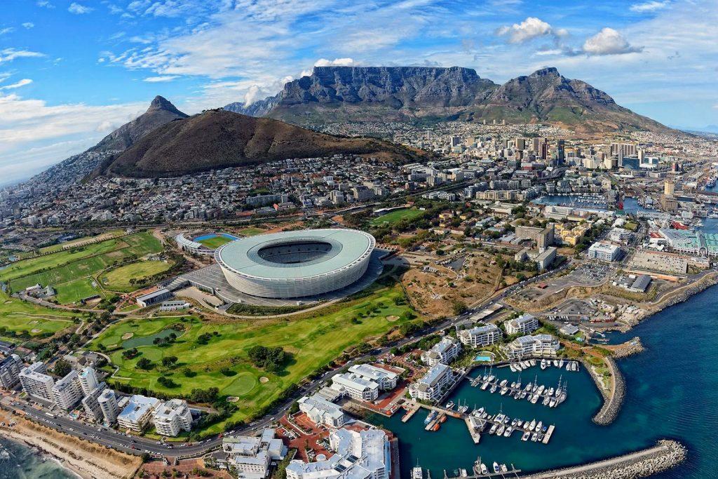 Нужна ли виза в ЮАР?