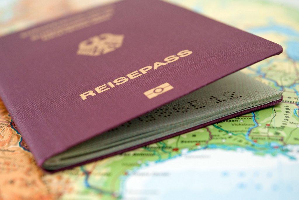 Получение немецкого паспорта