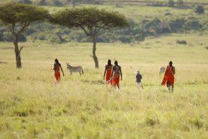 Визу в Кению можно оформить заранее через интернет