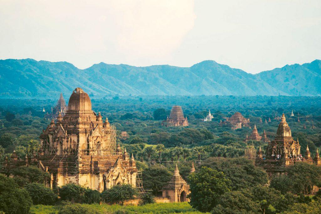Нужен ли загранпаспорт для поездки в Мьянму?