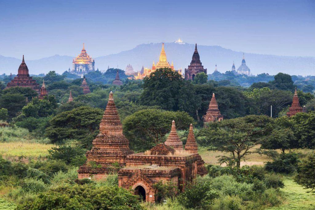 Нужна ли виза в Мьянму?
