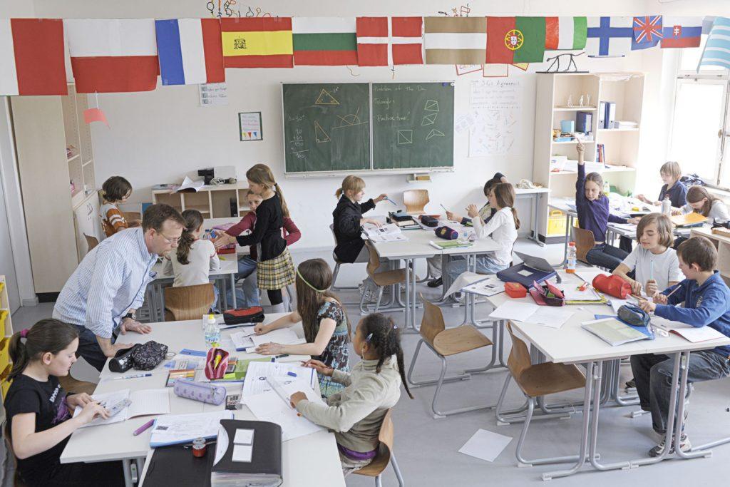 Начальная школа в Германии