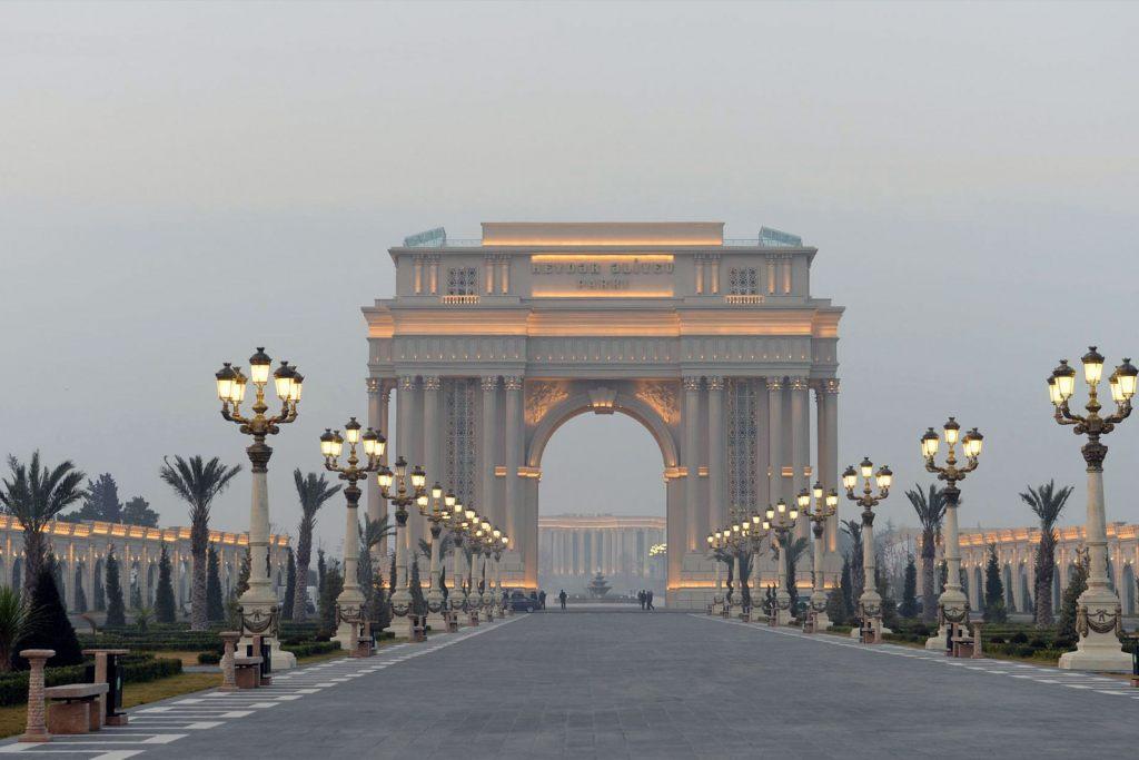 Нужен ли загранпаспорт для поездки в Азербайджан?
