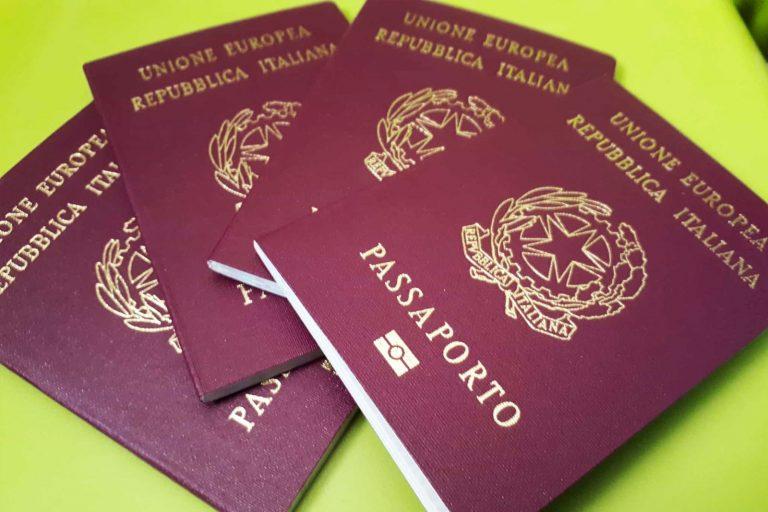 Как можно получить гражданство Италии в [y] году?