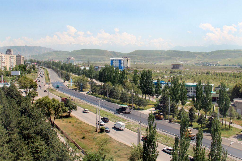 Поездка в Киргизию