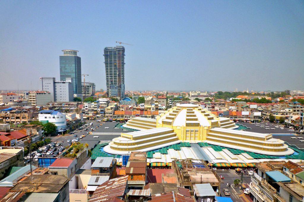 Нужен ли загранпаспорт в Камбоджу?
