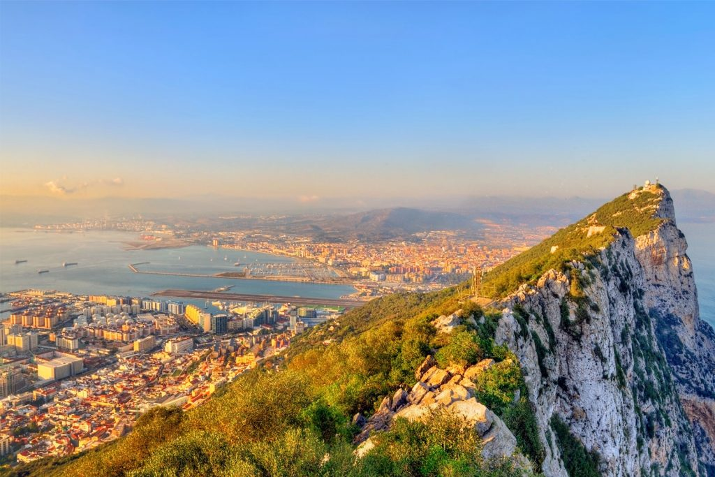 Нужна ли виза в Гибралтар?