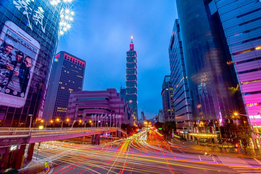 Виза в Тайвань не нужна для поездок до 14 дней, нужен только загранпаспорт