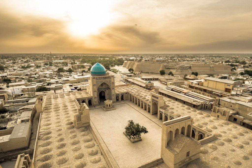 Нужно ли делать визу в Узбекистан?