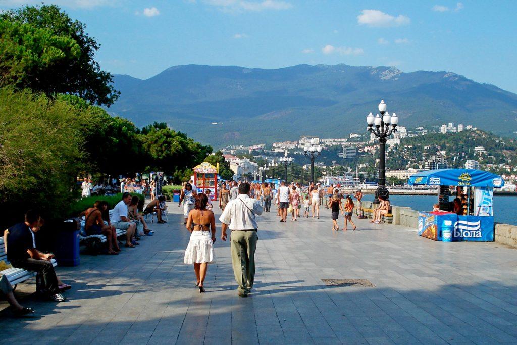 Как украинцам ехать в Крым?
