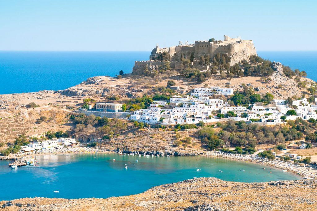 Родос — часть Греции, для въезда нужна шенгенская виза