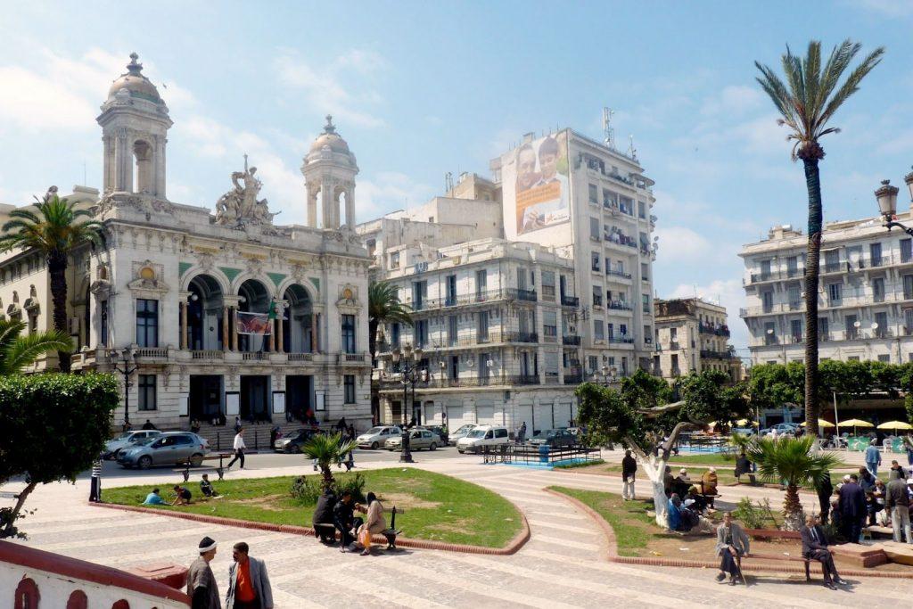 Какие документы нужны для поездки в Алжир?