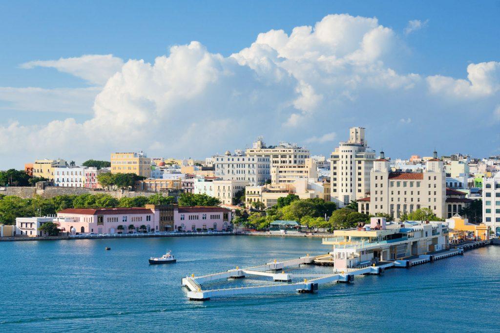 Документы для поездки в Пуэрто-Рико