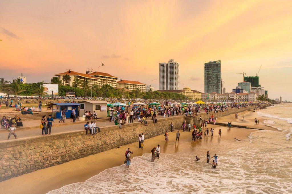 Нужна ли виза на Шри-Ланку?