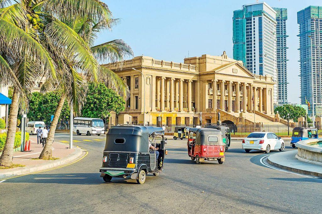 Какие документы нужны для поездки на Шри-Ланку?