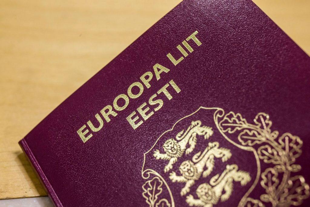 Получение эстонского паспорта