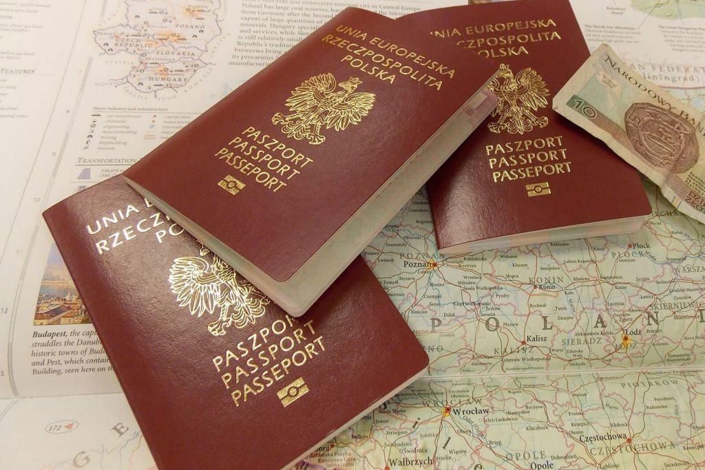 Получение польского паспорта