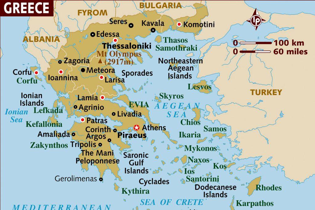 Получение гражданства Греции