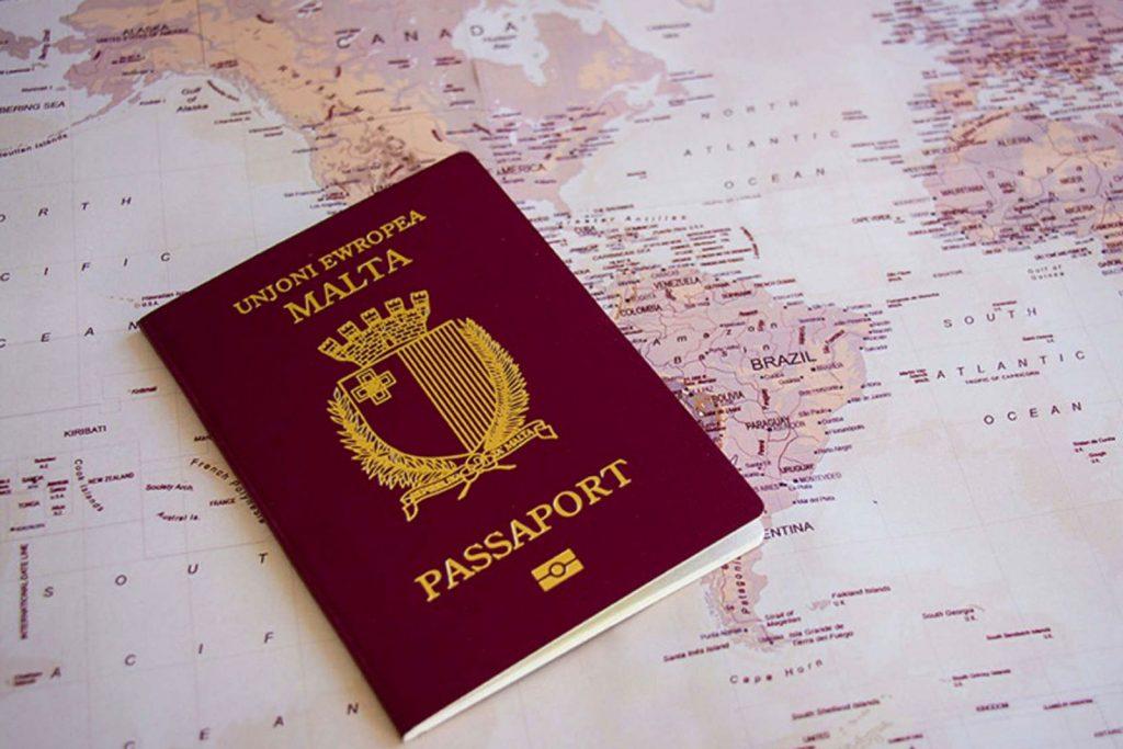 Оформление паспорта Мальты