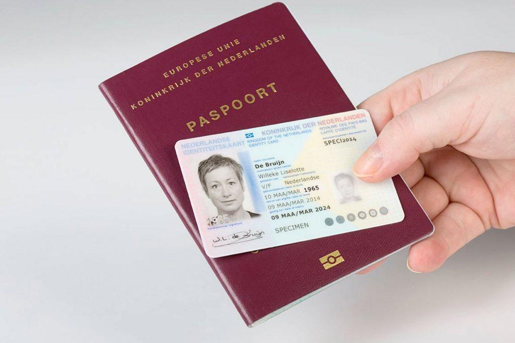 Получение паспорта Нидерландов
