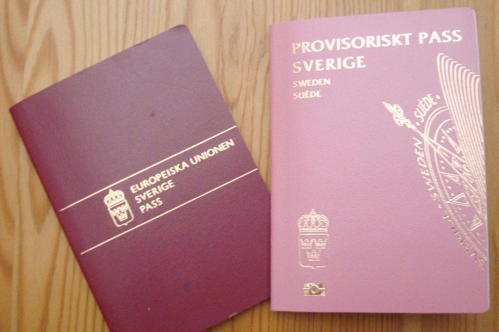 Получение шведского паспорта