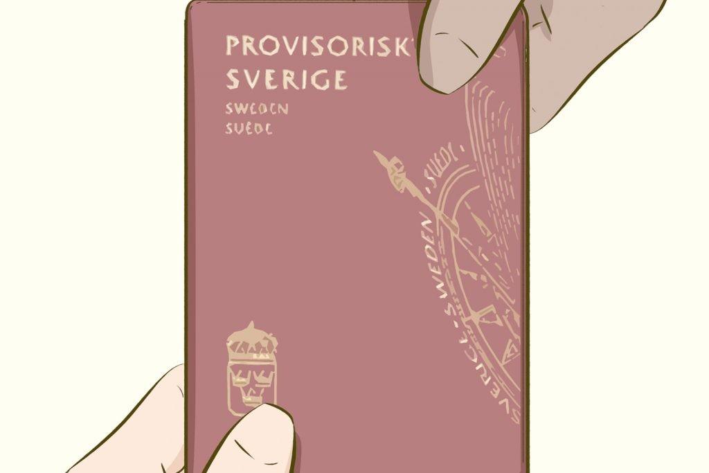 Шведский паспорт — что нужно для получения?