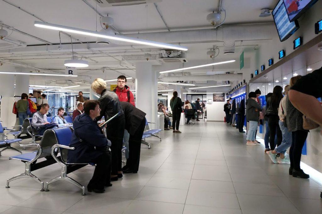 Получение визы в ВЦ Польши