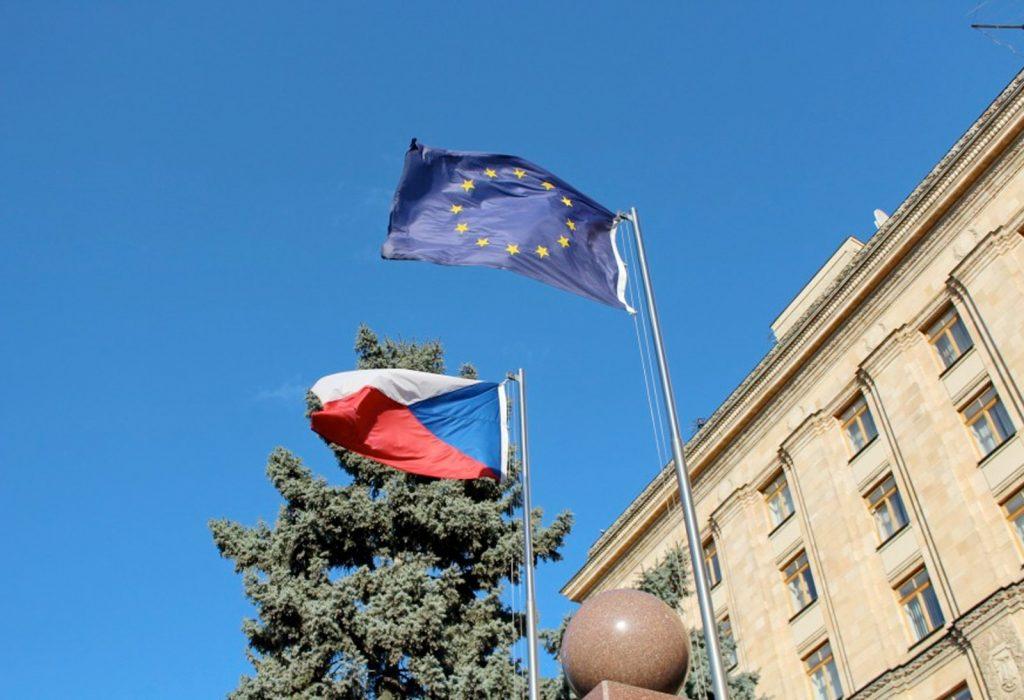 Получение визы в чешском посольстве