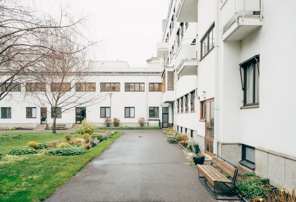 Получение визы в посольстве Финляндии