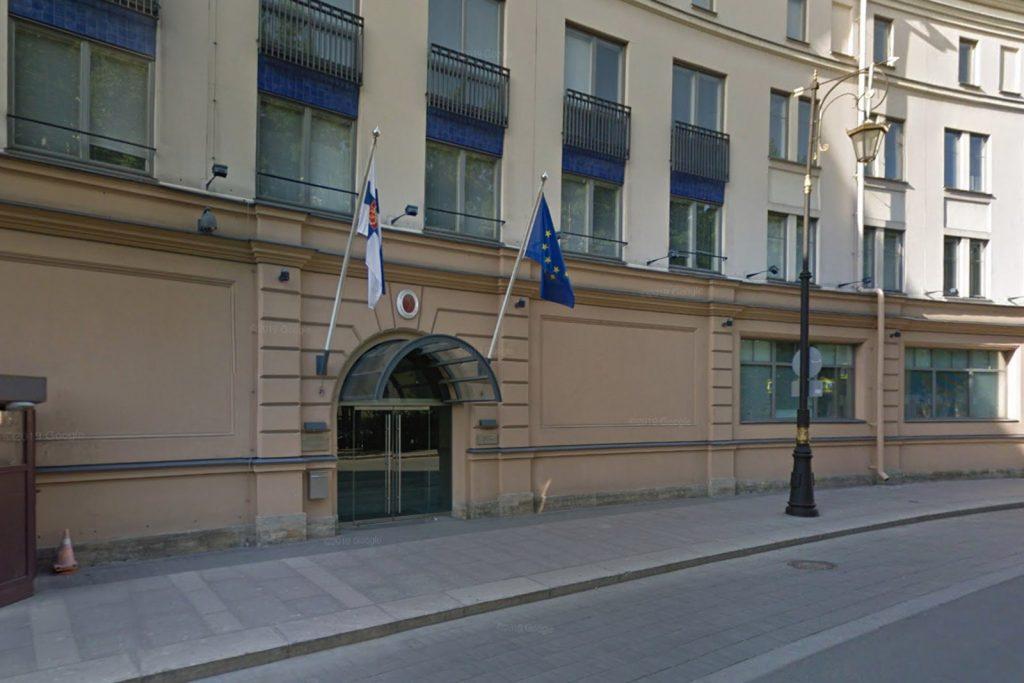 Оформление финской визы в консульстве в СПб